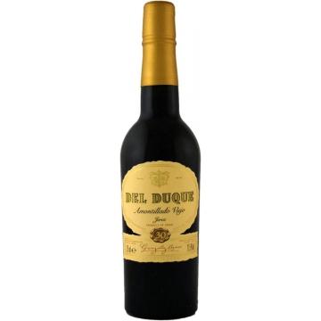 SHERRY GB DEL DUQUE AMONTILLADO 0.375 #