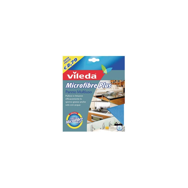 PANNO MICROFIBRA PLUS 1pz. VILEDA # (24)