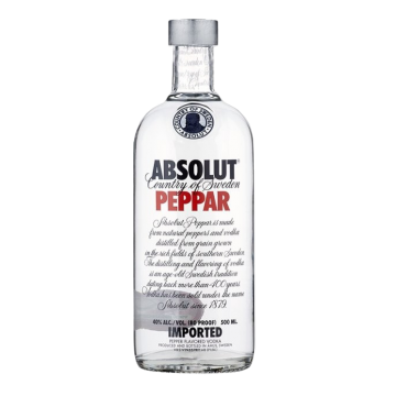 VODKA ABSOLUT PEPPAR 1/1 #