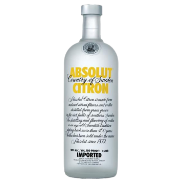 VODKA ABSOLUT LIMONE 0.7 #