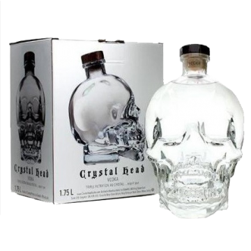 VODKA CRYSTAL HEAD 0.70  #