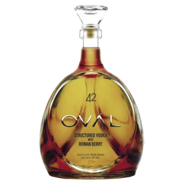 VODKA OVAL ROWAN BERRY 0.70  #