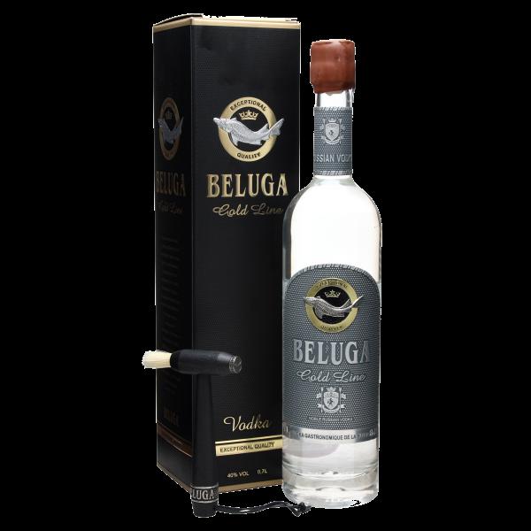 VODKA BELUGA GOLD 0.70  #