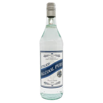 ALCOOL PURO 95° #