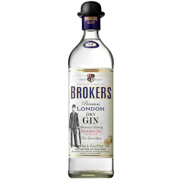 GIN BROKER'S  0.70 #