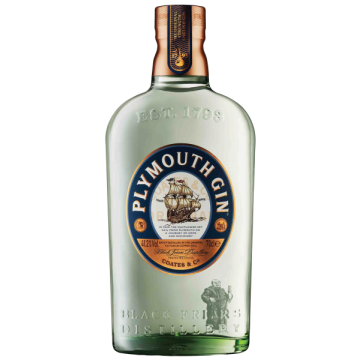 GIN PLYMOUTH  0.70#