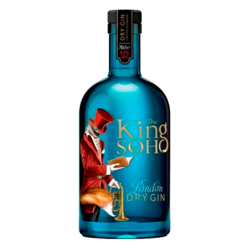 GIN THE KING OF SOHO  0.70 #