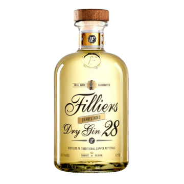 GIN FILLIERS 28 BARREL AGED  0.50 #