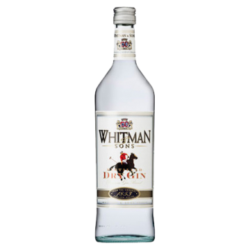 GIN WHITMAN LONDON DRY 1/1 #