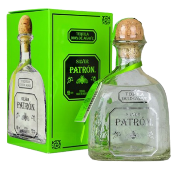 TEQUILA PATRON SILVER  0.70 #