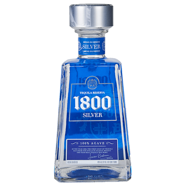 TEQUILA 1800 SILVER 0.70 #