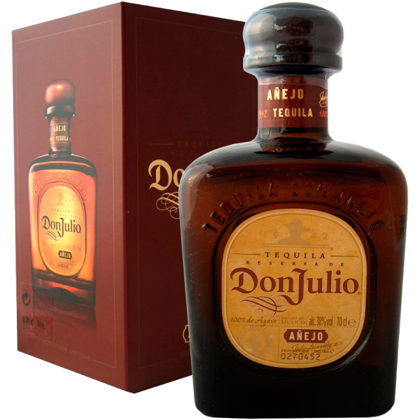 TEQUILA DON JULIO ANEJO 0.7 #