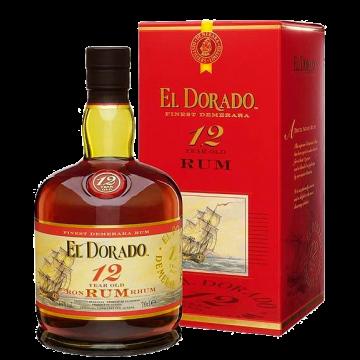 RUM EL DORADO 12Y#