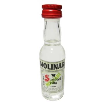 SAMBUCA MOLINARI MIGNON 10CL #
