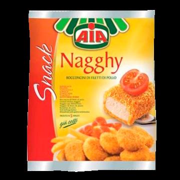 ** NAGGHY POLLO 1kg. AIA # (4)