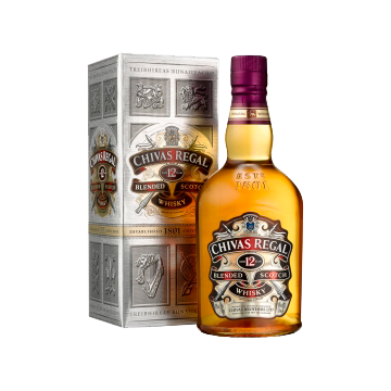 WHISKY CHIVAS REGAL 1/1 #