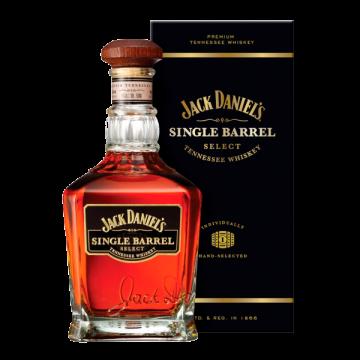 WHISKY JACK DANIEL SING BARREL 0.7 #