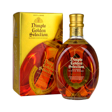 WHISKY DIMPLE GOLD SELECTION 0.70#