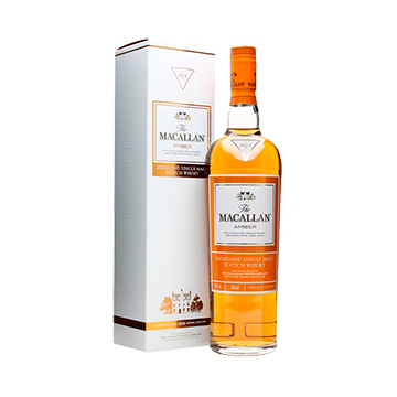 WHISKY MACALLAN AMBER  0.70 #