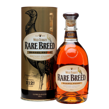 WHISKY WILD TURKEY RARE BREED 0.7 #