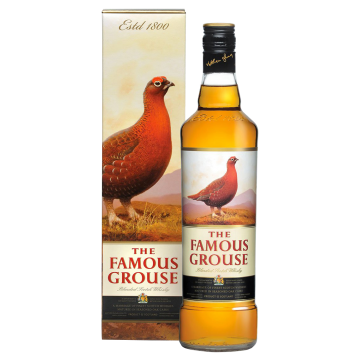 WHISKY FAMOUS GROUSE LT#
