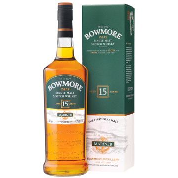 ? WHISKY BOWMORE 15Y. 0.70 #