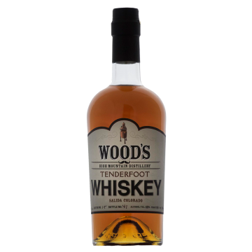 WHISKEY WOOD'S TENDERF.  0.70 #