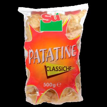 PATATINE CLASSICHE 500gr. SU'  # (6)