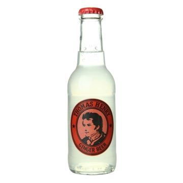 THOMAS HENRY GINGER BEER 0.20x24 #