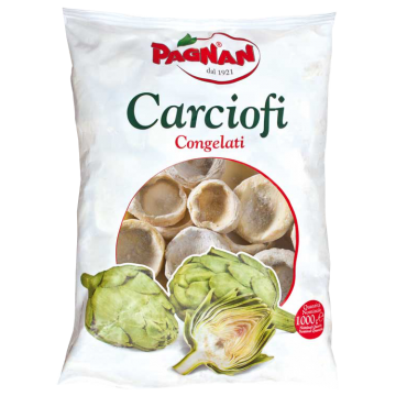 ** FONDI DI CARCIOFI 1kg. PAGNAN #