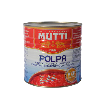 POLPA DI POMODORO 3/1 MUTTI  # (3)
