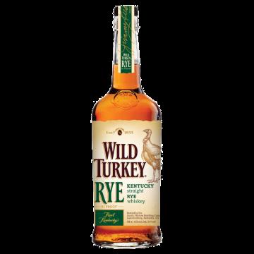 WHISKY WILD TURKEY RYE 0.70#