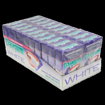 GOMMA DAYGUM WHITE & CARE ast x20