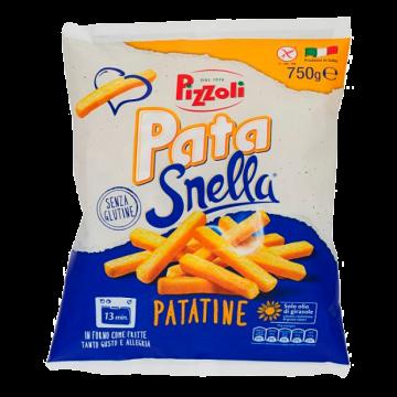 ** PATATE STICK PATASNELLA 750gr PIZZOLI