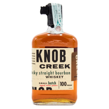 ? WHISKY KNOB CREEK 9Y 0.70#