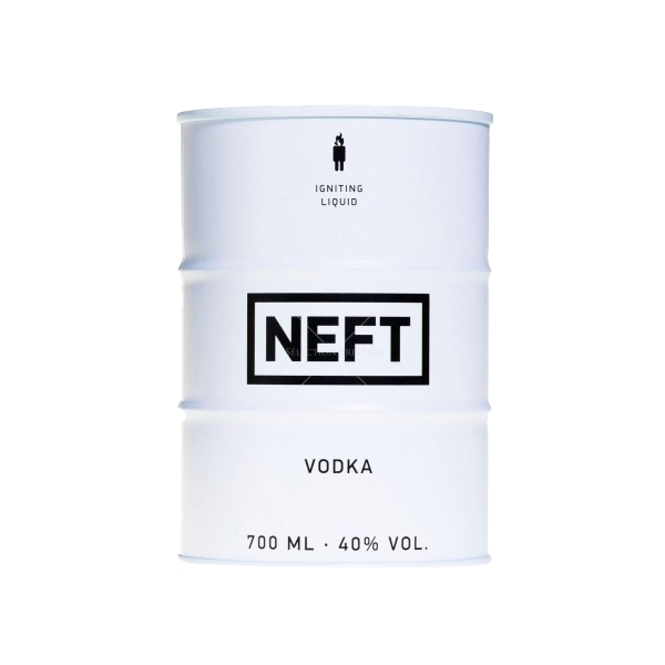 ? VODKA NEFT WHITE  0.70  #