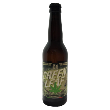 BIRRA GREEN LEAF 0.33 LABI #