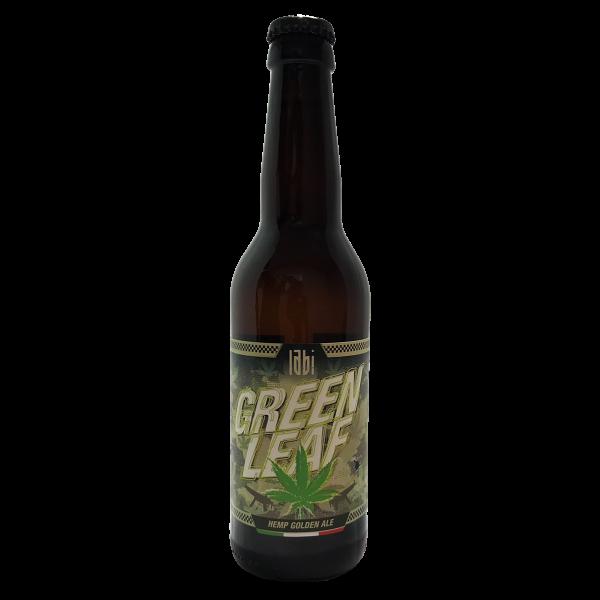 BIRRA GREEN LEAF 0.33 LABI #