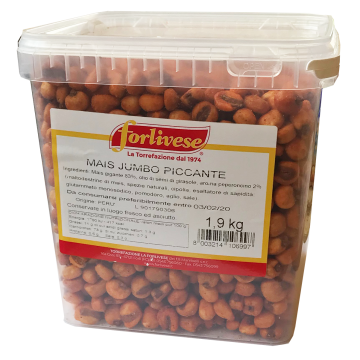 MAIS JUMBO PICCANTE 1.9kg. FORLIVESE #