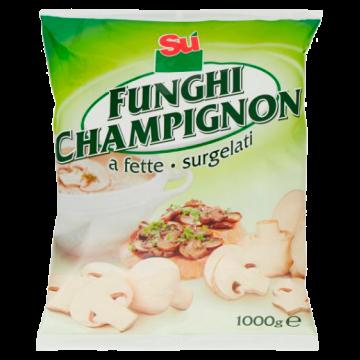 ** FUNGHI CHAMPIGNON AL NATUR. 1kg. SU #