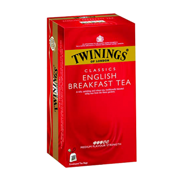 THE ENGLISH BREAKFAST 100ft. TWININGS  #