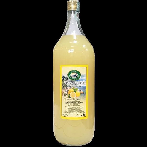 LIMONCELLO DELLA COSTIERA 2 litri