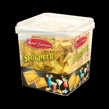 SECCHIELLO SFOGLIETTE curcuma/zenzero 1k