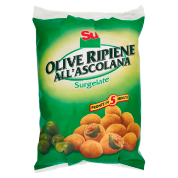 ** OLIVE ASCOLANE 2.5kg. SU' # (4)