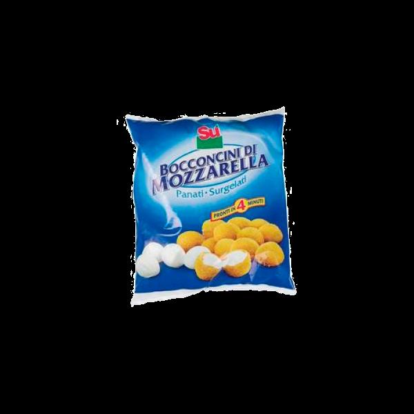 ** MOZZARELLINE PANATE 1kg. SU' # (5)
