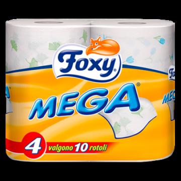 CARTA IGIENICA FOXI MEGA 4x500str. 2v #