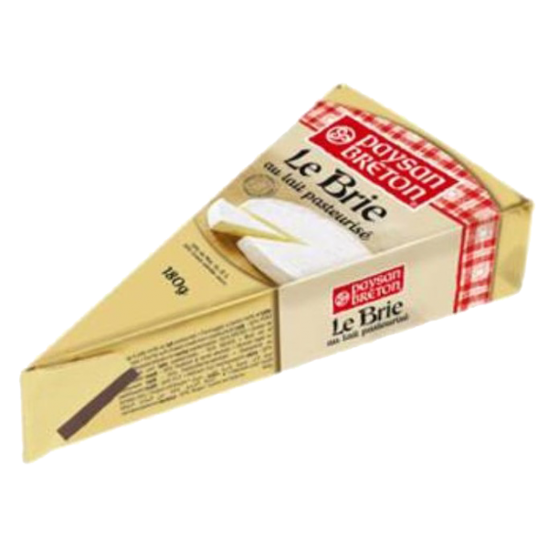 F FORMAGGIO BRIE PUNTE 180gr  PAYSAN