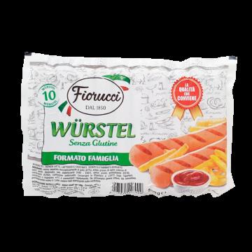F WURSTEL FRANKFURTER 250gr FIORUCCI