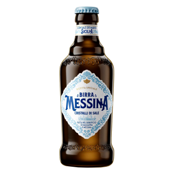 BIRRA MESSINA CRISTALLI DI SALE 0.50 #