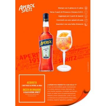 Promo Aperol